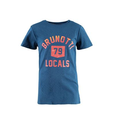Brunotti College JR Boys  T-shirt. Available in: 128,140,176 (1713069003-0526)