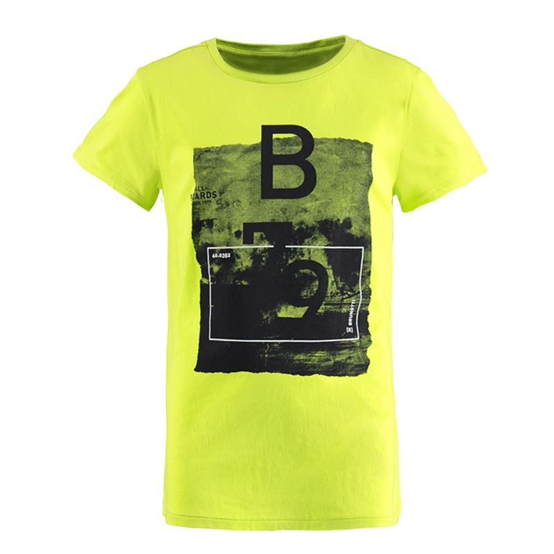 Brunotti Gabriel JR Boys  T-shirt (Green) - BOYS T-SHIRTS & POLOS - Brunotti online shop
