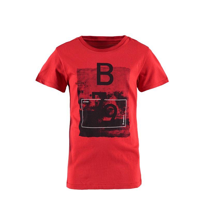 Brunotti Gabriel  (red) - boys t-shirts & polos - Brunotti online shop