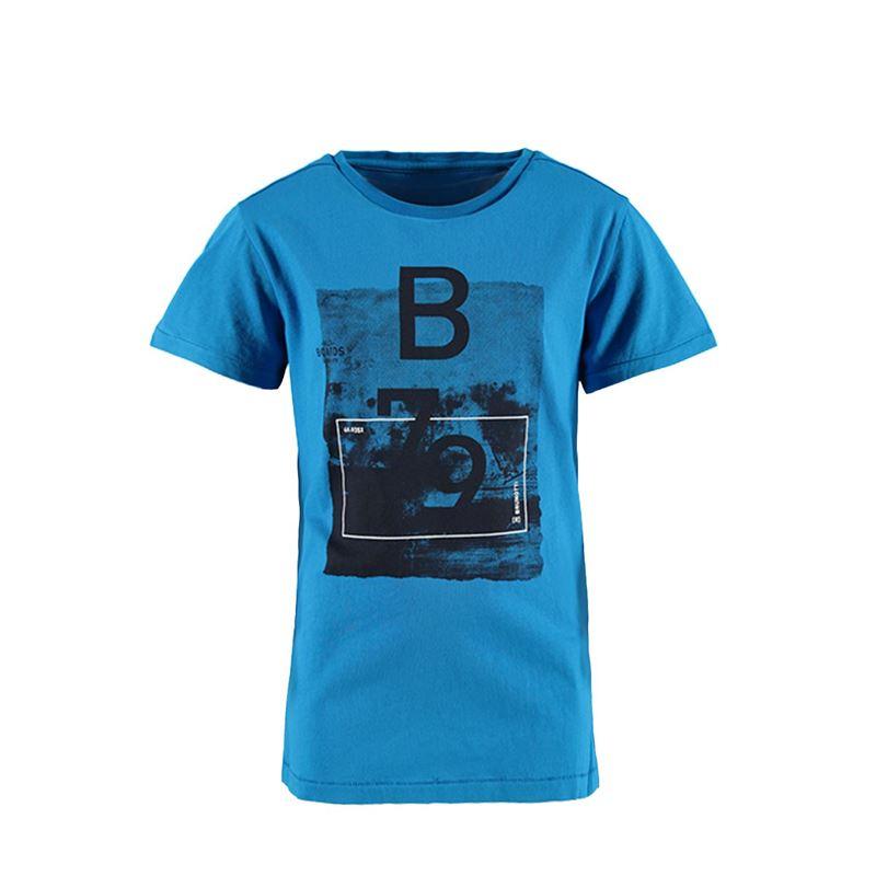 Brunotti Gabriel  (blue) - boys t-shirts & polos - Brunotti online shop
