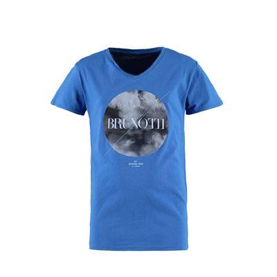 Brunotti Moon JR Boys  T-shirt. Beschikbaar in 116,128,140,152,164,176 (1713069013-0458)