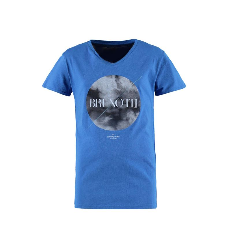 Brunotti Moon  (blue) - boys t-shirts & polos - Brunotti online shop
