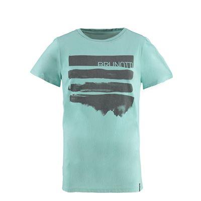 Brunotti Seashell JR Boys  T-shirt. Beschikbaar in 116,128,140,152,164,176 (1713069015-0629)