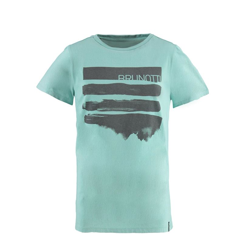 Brunotti Seashell  (blue) - boys t-shirts & polos - Brunotti online shop