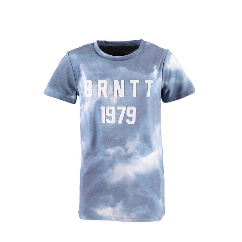 Brunotti Weft JR Boys  T-shirt (Blau) - JUNGEN T-SHIRTS & POLOS - Brunotti online shop