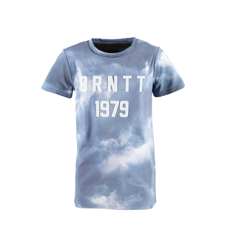 Brunotti Weft JR Boys  T-shirt (Blue) - BOYS T-SHIRTS & POLOS - Brunotti online shop