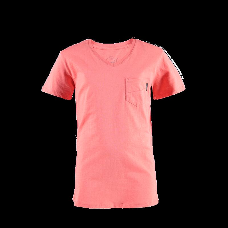 Brunotti Adrano JR Boys T-shirt (Pink) - BOYS T-SHIRTS & POLOS - Brunotti online shop