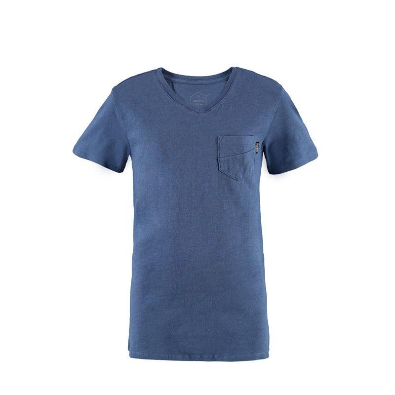 Brunotti Adrano JR Boys T-shirt (Blauw) - JONGENS T-SHIRTS & POLO'S - Brunotti online shop