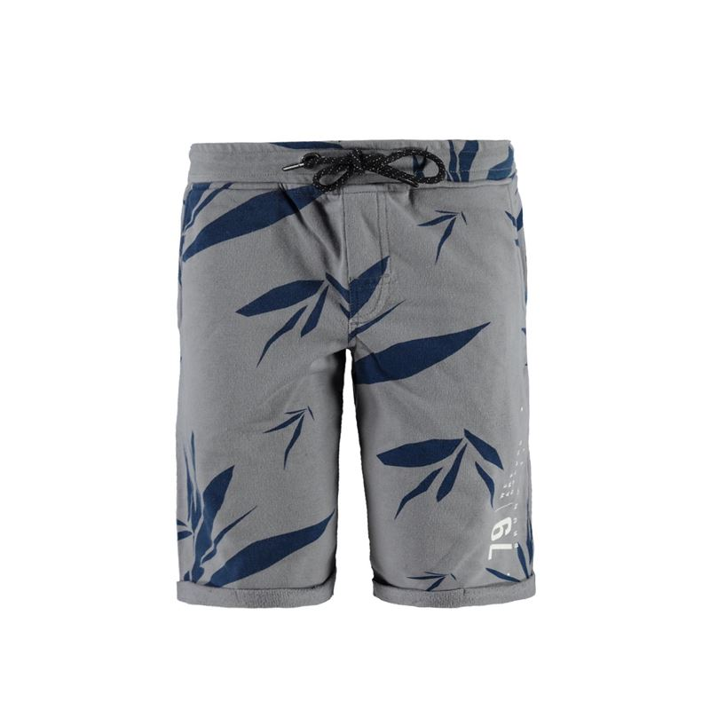 Brunotti Leech JR Boys  Sweatshort (Grey) - BOYS SHORTS - Brunotti online shop