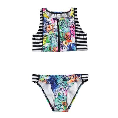 Brunotti Anaitas JR Girls Bikini . Available in: 128,140,152,164 (1714007001-0377)