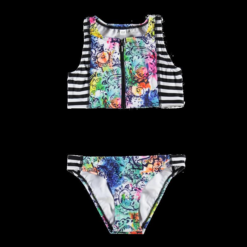 Brunotti Anaitas JR Girls Bikini  (Roze) - MEISJES BIKINI'S - Brunotti online shop