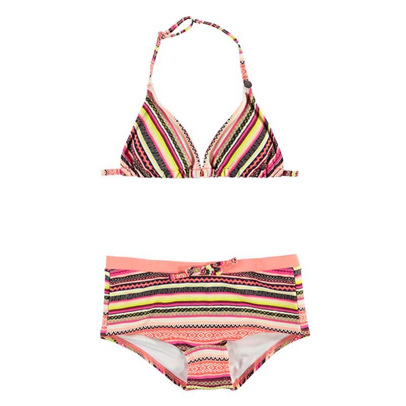Brunotti Beatrice JR Girls Bikini  (Roze) - MEISJES BIKINI'S - Brunotti online shop
