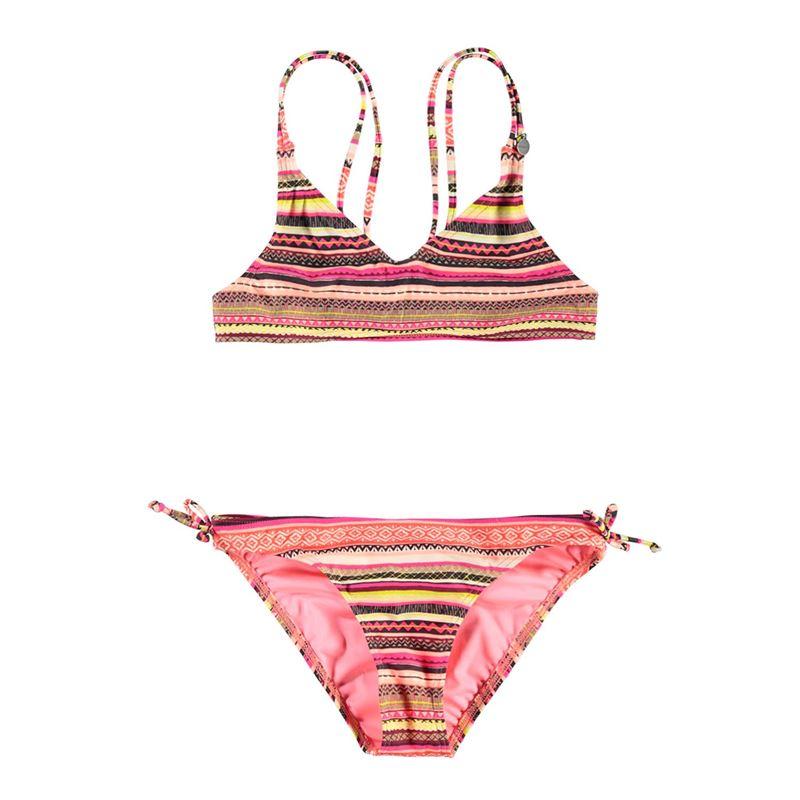 Brunotti Coralia JR Girls Bikini  (Pink) - GIRLS BIKINIS - Brunotti online shop