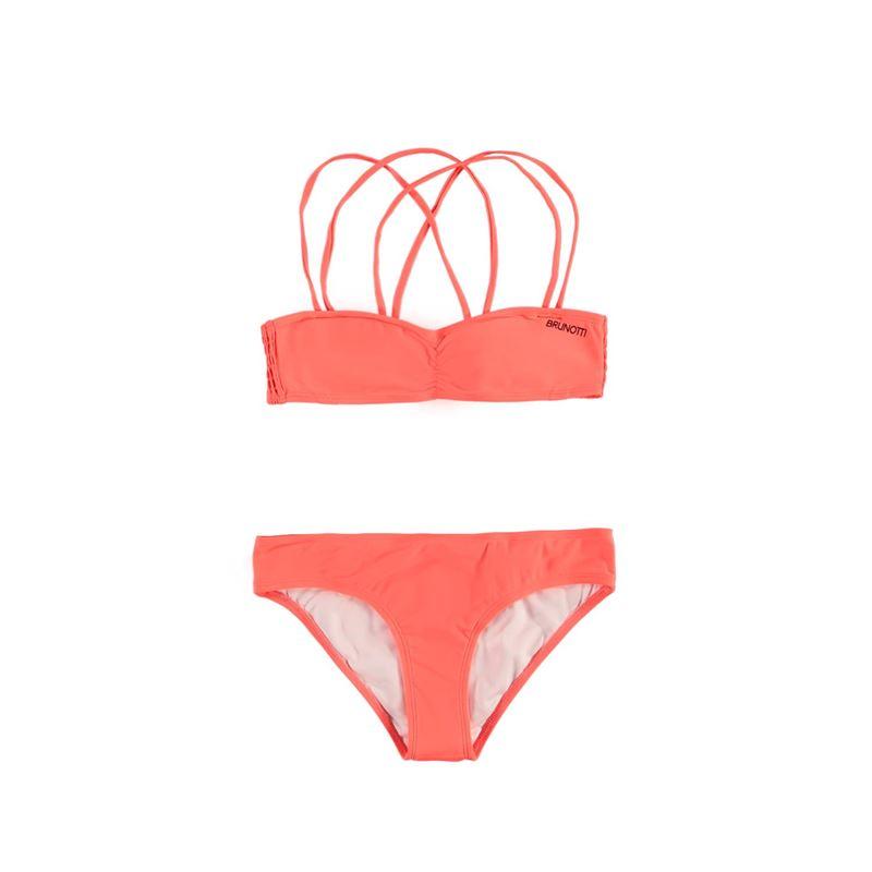 Brunotti Marina JR Girls Bikini  (Rot) - MÄDCHEN BIKINIS - Brunotti online shop