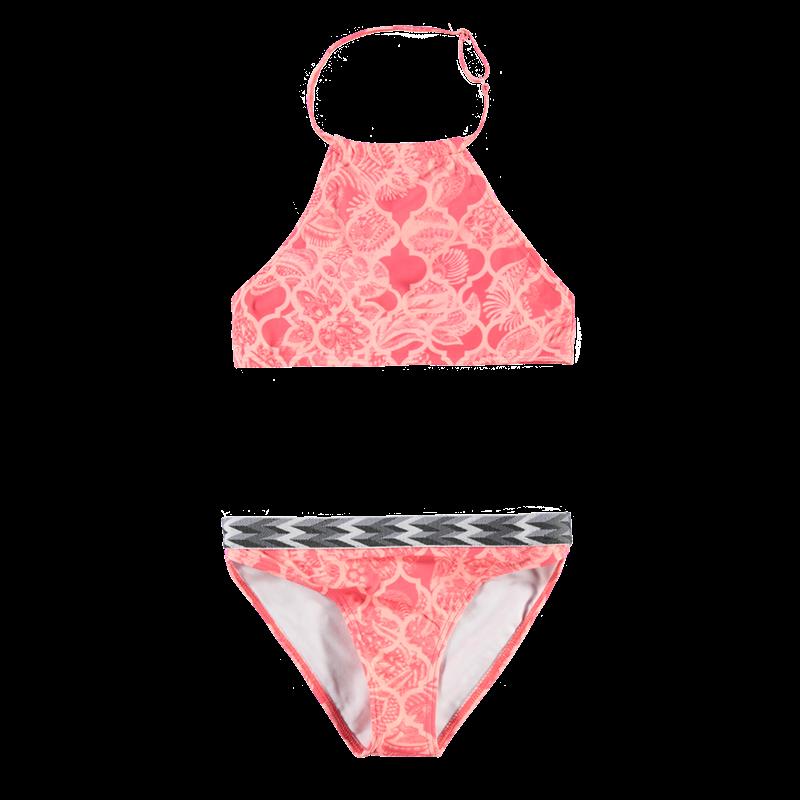 Brunotti Memory JR Girls Bikini  (Roze) - MEISJES BIKINI'S - Brunotti online shop