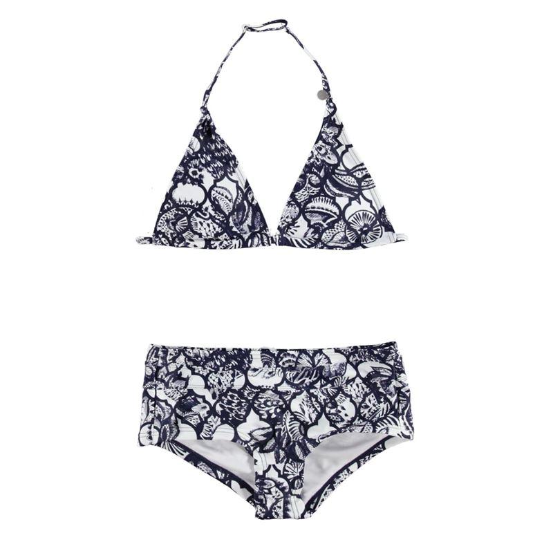 Brunotti Neso  (blauw) - meisjes bikini's - Brunotti online shop