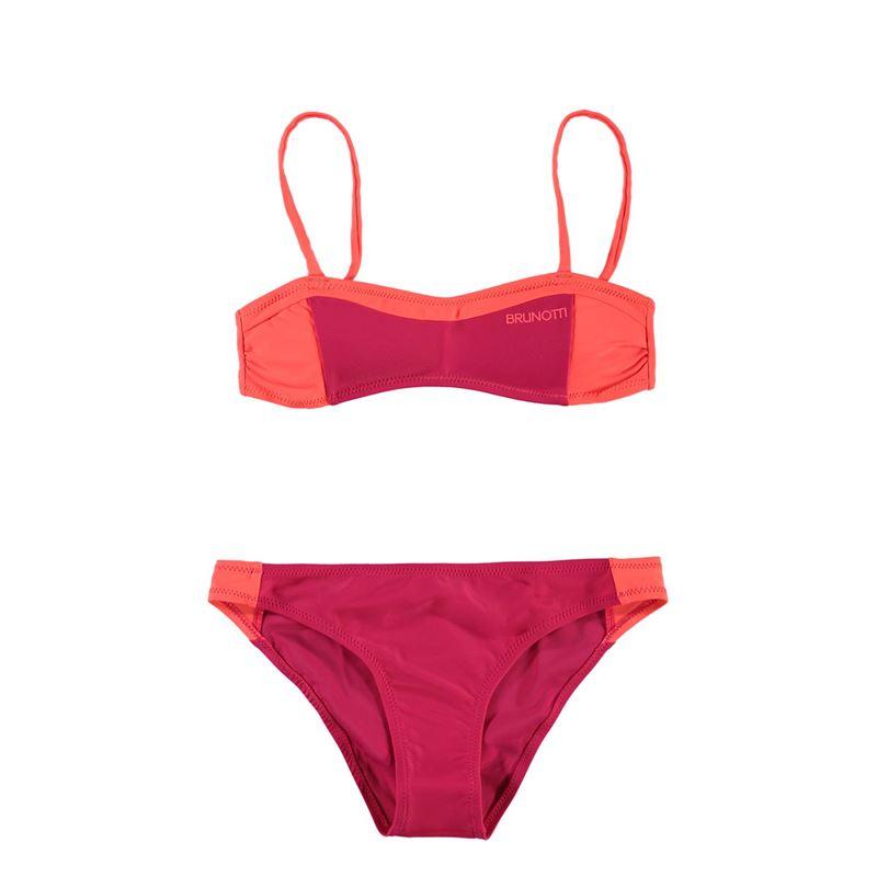 Brunotti Saltrock JR Girls Bikini  (Roze) - MEISJES BIKINI'S - Brunotti online shop
