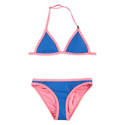 Brunotti Wavedaze JR Girls Bikini . Beschikbaar in 116,128,140,152,164,176 (1714007018-0459)