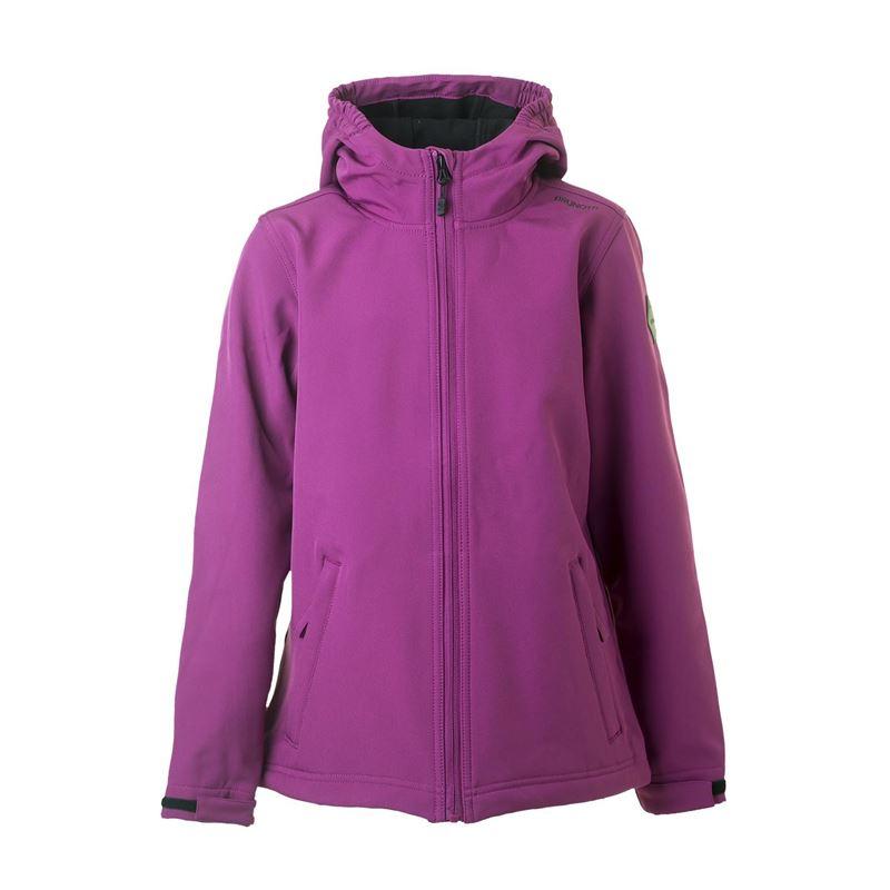 Brunotti Rae S JR Girls Jacket (Paars) - MEISJES JASSEN - Brunotti online shop