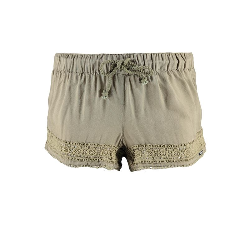 Brunotti Bubble  (groen) - meisjes shorts - Brunotti online shop