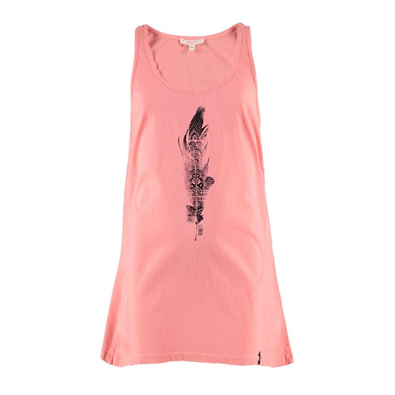 Brunotti Hubba JR Girls Singlet (Rosa) - MÄDCHEN T-SHIRTS & TOPS - Brunotti online shop