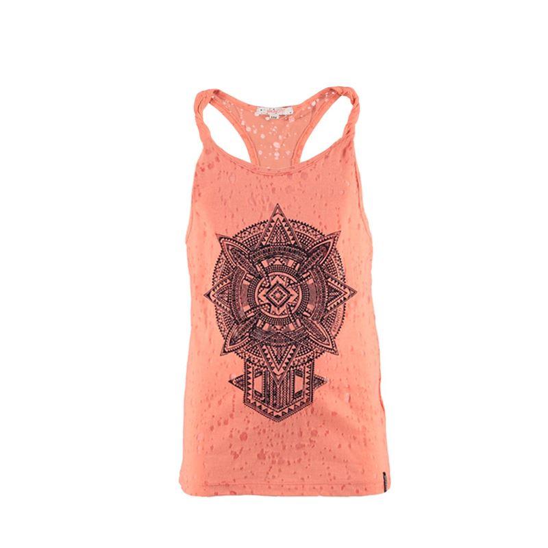Brunotti Mangie JR Girls Top (Pink) - GIRLS T-SHIRTS & TOPS - Brunotti online shop