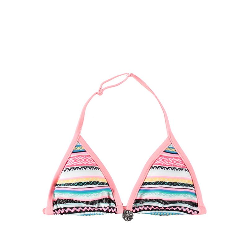 Brunotti Attina JR Girls Bikini Top (Pink) - GIRLS BIKINIS - Brunotti online shop