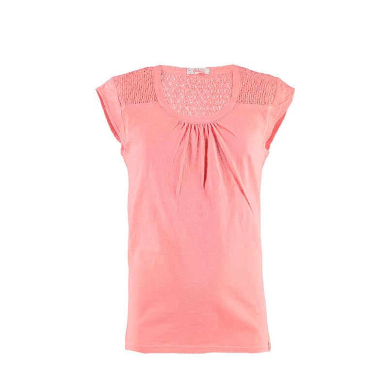 Brunotti Lacie JR Girls T-shirt (Rosa) - MÄDCHEN T-SHIRTS & TOPS - Brunotti online shop