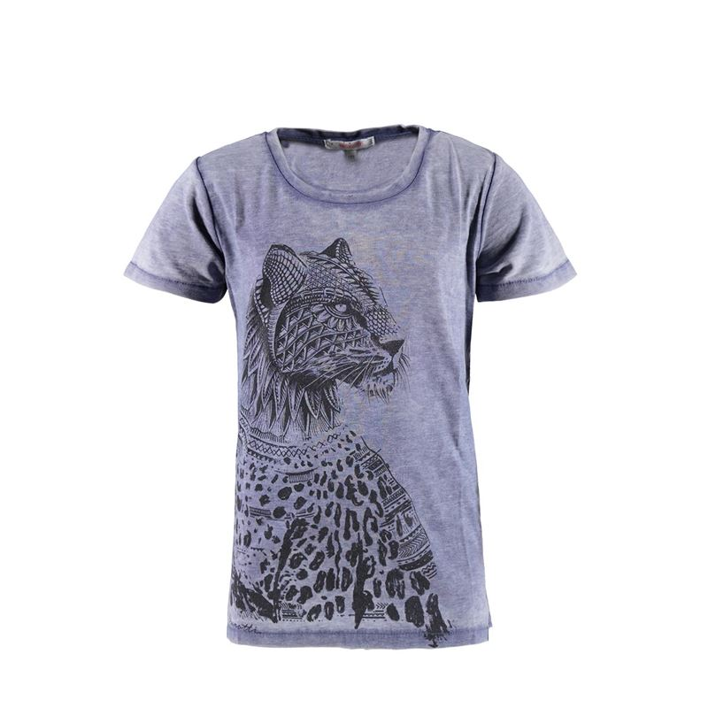Brunotti Moonflower JR Girls T-shirt (Blau) - MÄDCHEN T-SHIRTS & TOPS - Brunotti online shop