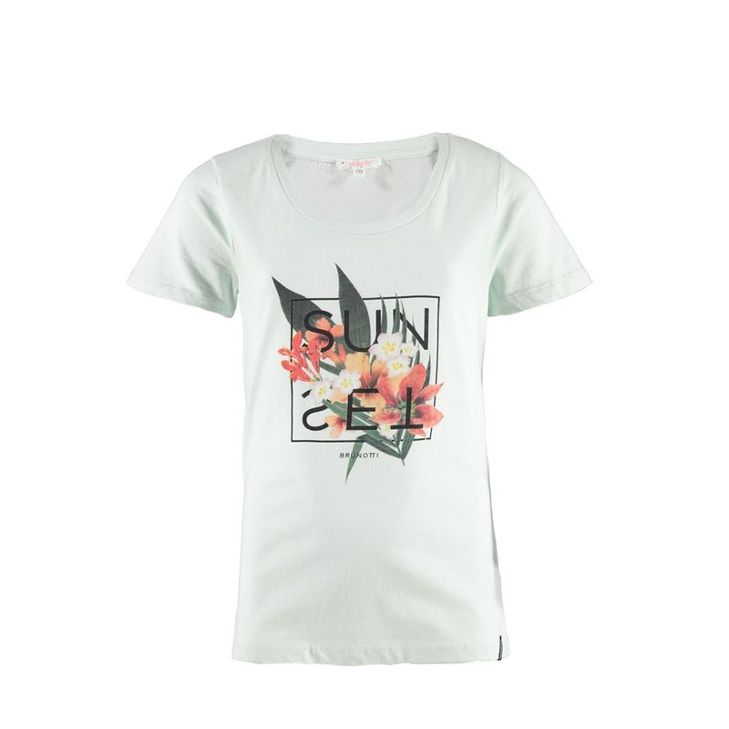 Brunotti Rupaya  (grün) - mädchen t-shirts & tops - Brunotti online shop