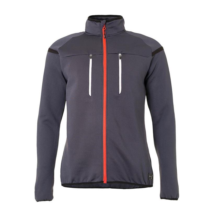 Brunotti Snowslide Men Fleece (Blauw) - HEREN FLEECES - Brunotti online shop