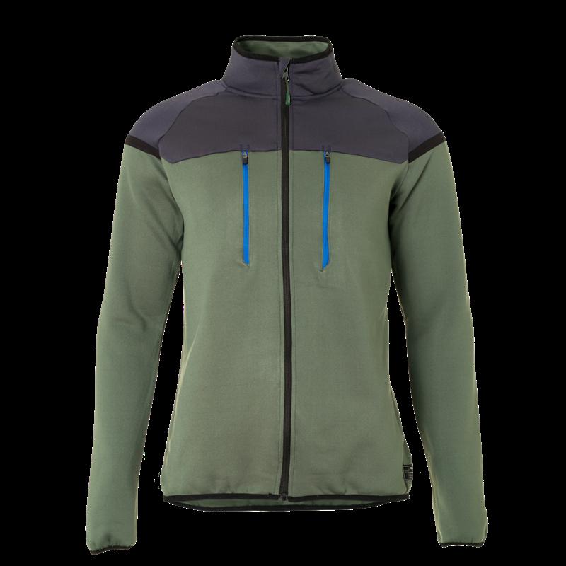 Brunotti Snowslide Men Fleece (Green) - MEN FLEECES - Brunotti online shop