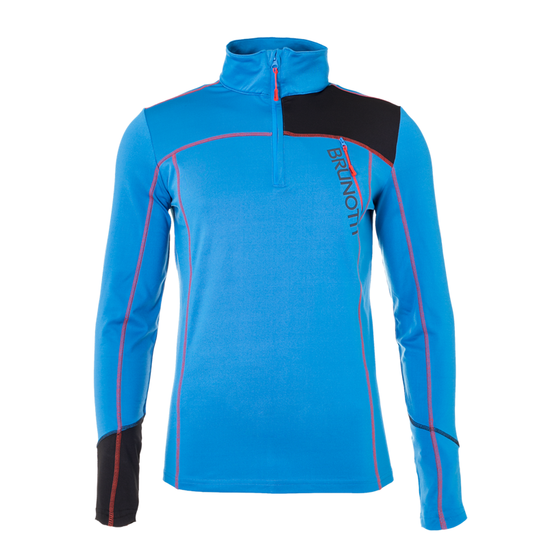 Brunotti Hampshire Men Fleece (Blue) - MEN FLEECES - Brunotti online shop
