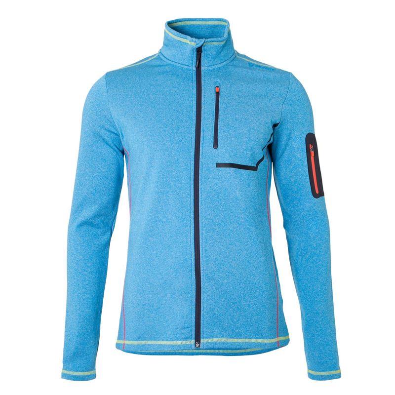 Brunotti Jackstay Men Fleece (Blue) - MEN FLEECES - Brunotti online shop