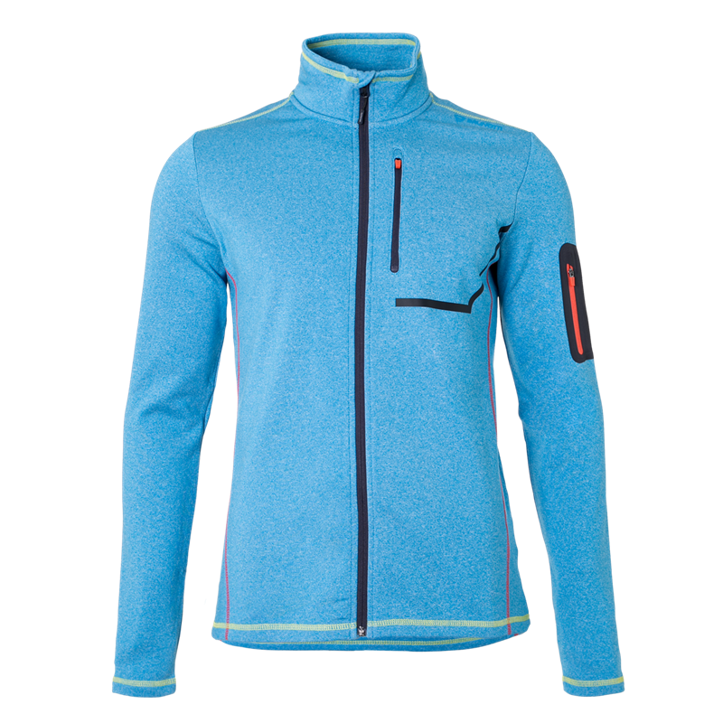 Brunotti Jackstay Men Fleece (Blue) - MEN FLEECES - Brunotti online shop
