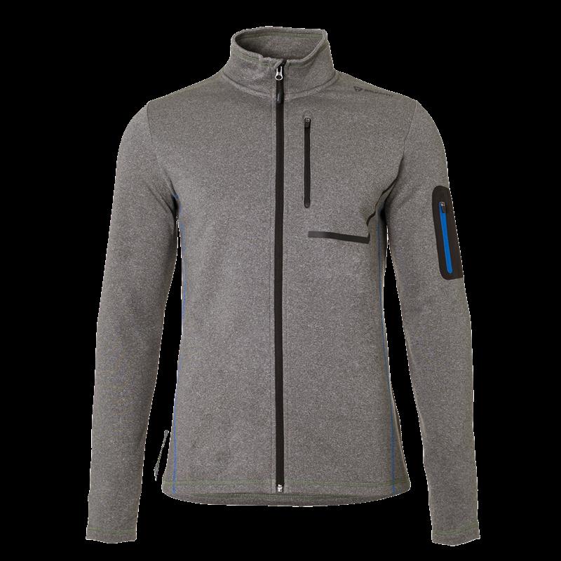 Brunotti Jackstay Men Fleece (Grey) - MEN FLEECES - Brunotti online shop