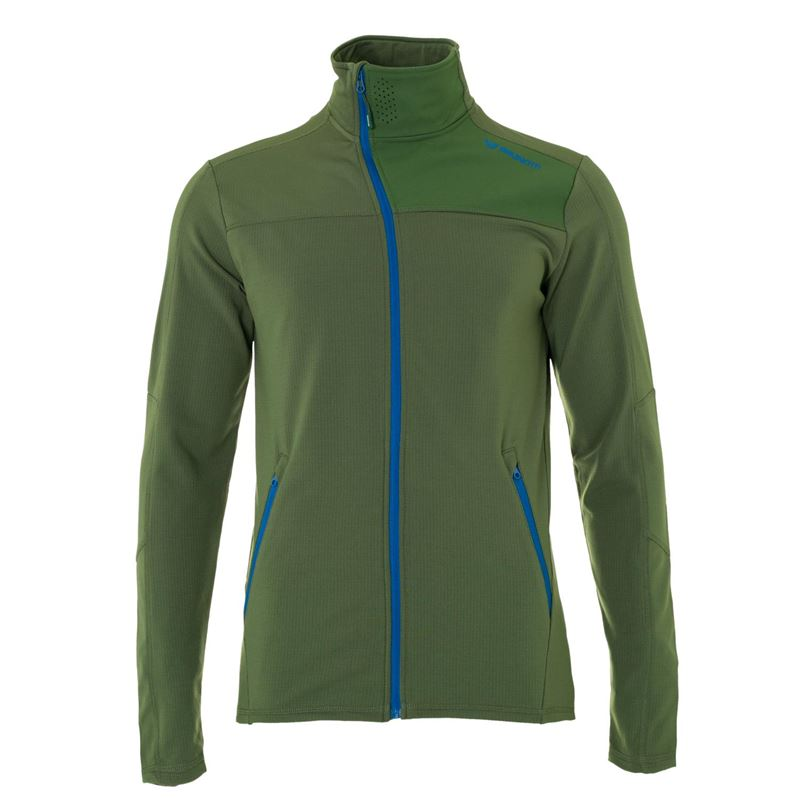 Brunotti Lowend Men Fleece (Green) - MEN FLEECES - Brunotti online shop