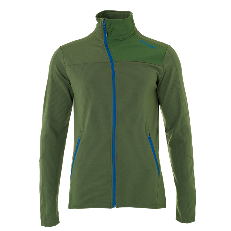 Brunotti Lowend Men Fleece (Green) - MEN FLEECES - Brunotti online shop