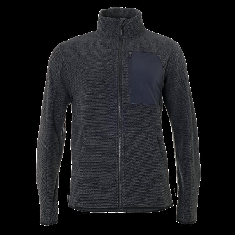 Brunotti Centreboard Men Fleece (Black) - MEN FLEECES - Brunotti online shop