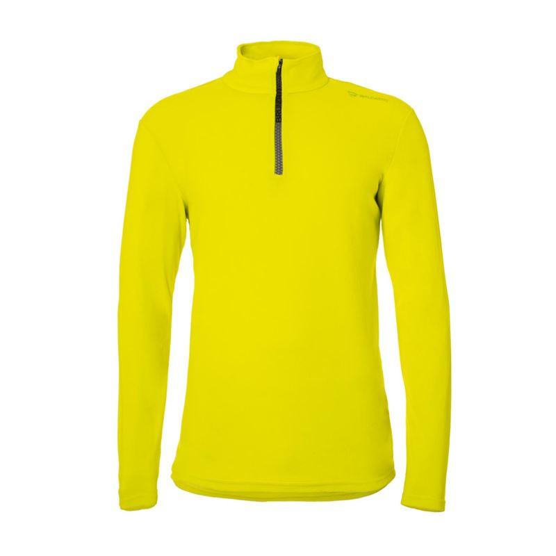 Brunotti Tenno Men Fleece (Yellow) - MEN FLEECES - Brunotti online shop