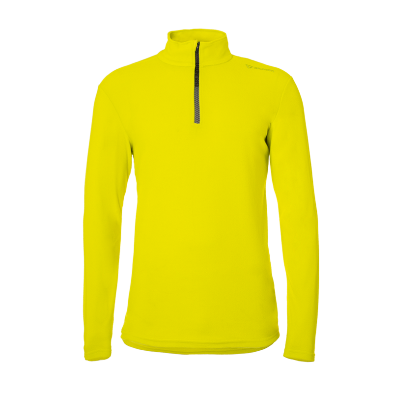 Brunotti Tenno Men Fleece (Yellow) - MEN FLEECES - Brunotti online shop
