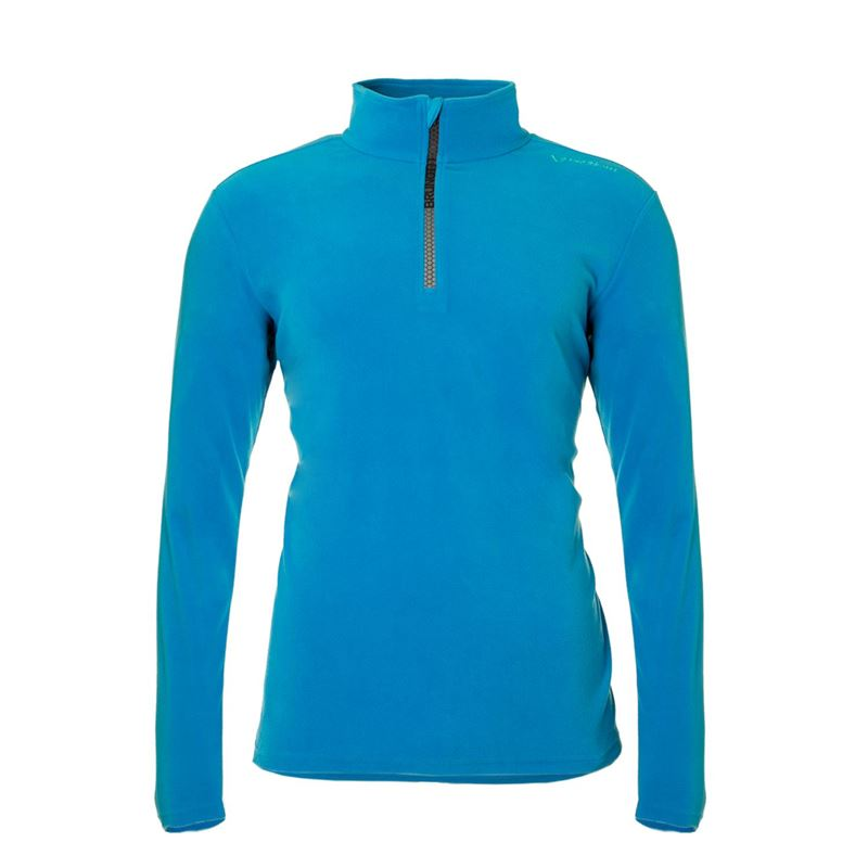 Brunotti Tenno Men Fleece (Blue) - MEN FLEECES - Brunotti online shop