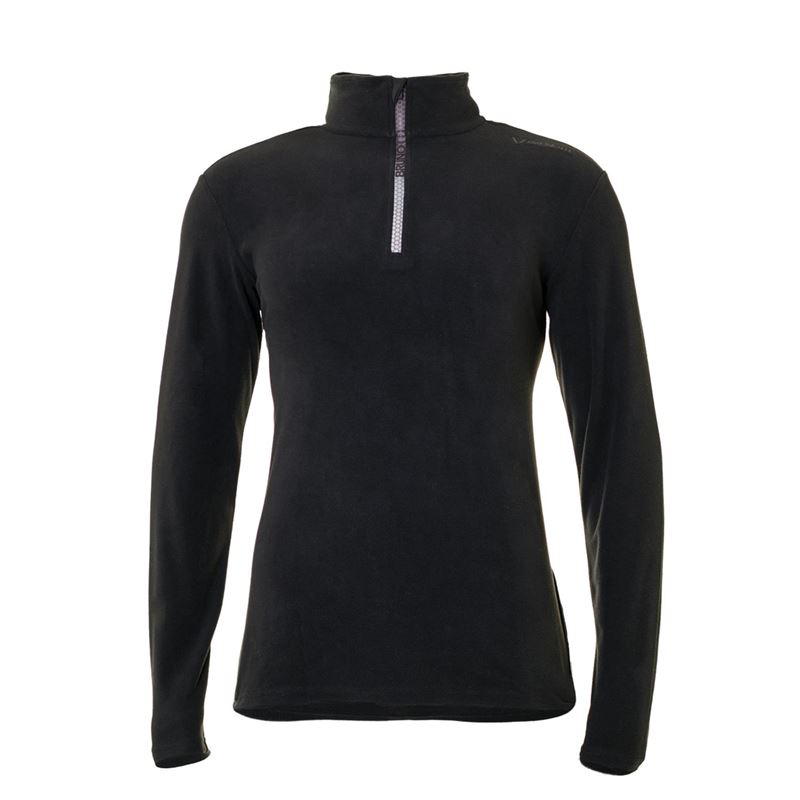 Brunotti Tenno Men Fleece (Zwart) - HEREN FLEECES - Brunotti online shop
