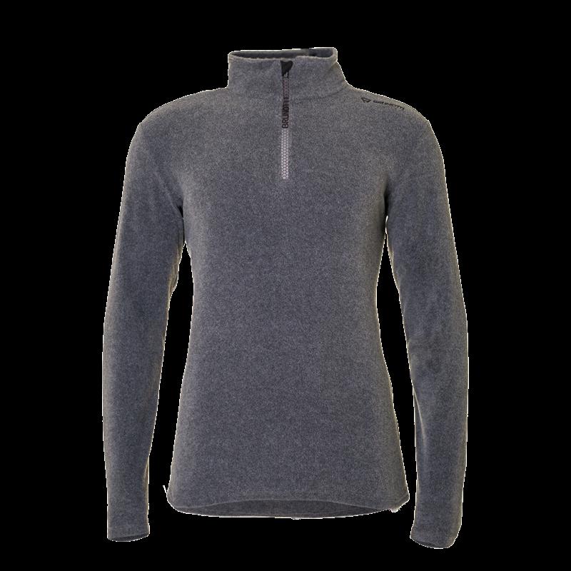 Brunotti Tenno Men Fleece (Grey) - MEN FLEECES - Brunotti online shop