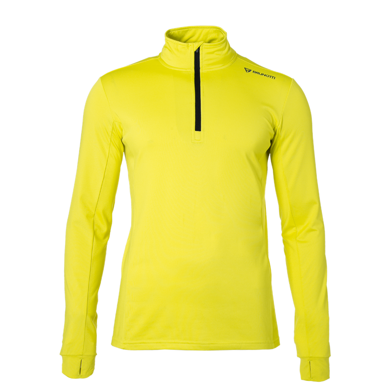 Brunotti Terni Men Fleece (Yellow) - MEN FLEECES - Brunotti online shop