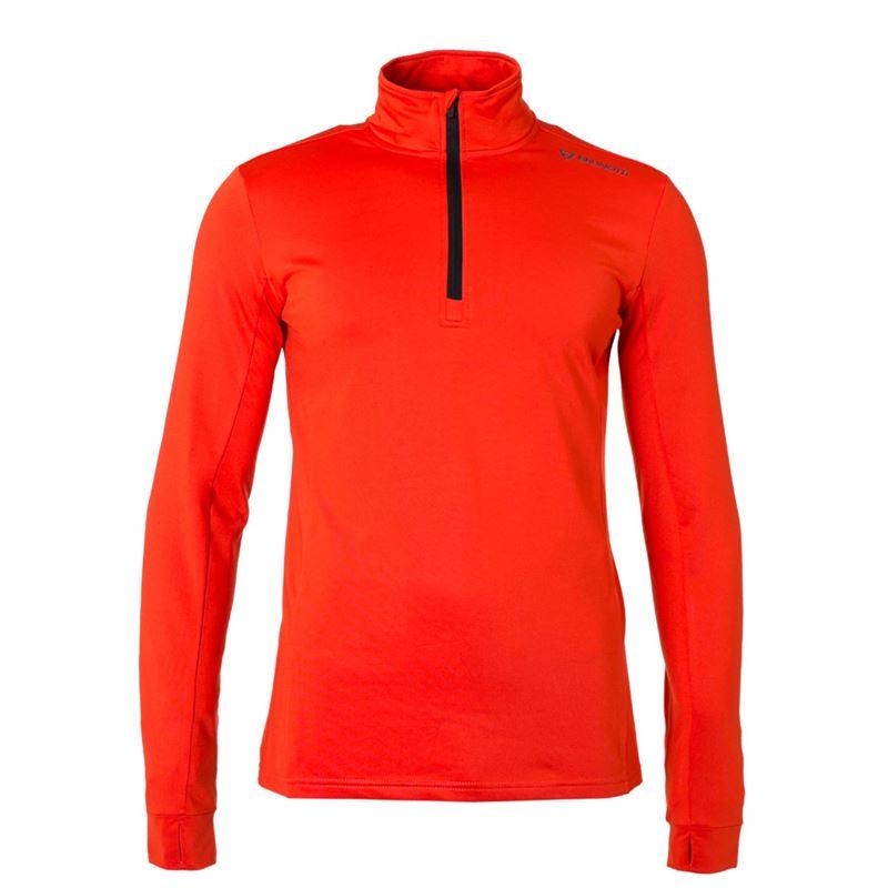 Brunotti Terni  (oranje) - heren fleeces - Brunotti online shop
