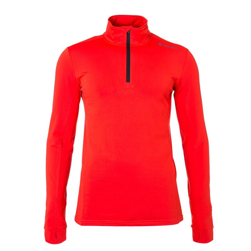 Brunotti Terni Men Fleece (Red) - MEN FLEECES - Brunotti online shop