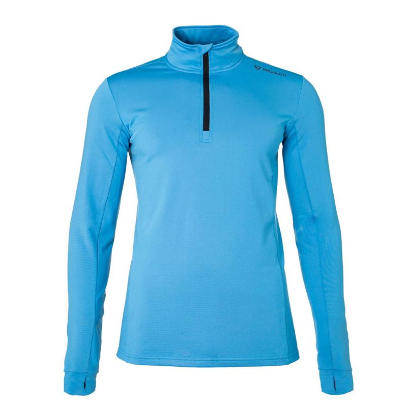 Brunotti Terni Men Fleece (Blau) - HERREN FLEECES - Brunotti online shop