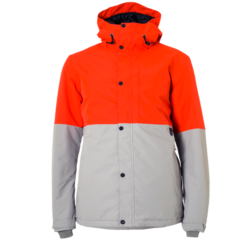 Brunotti Delaware Men Jacket (Orange) - MEN JACKETS - Brunotti online shop