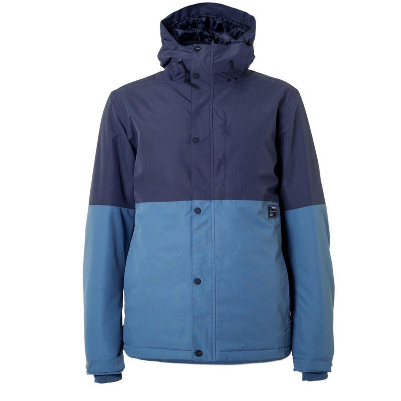 Brunotti Delaware Men Jacket (Blauw) - HEREN JASSEN - Brunotti online shop